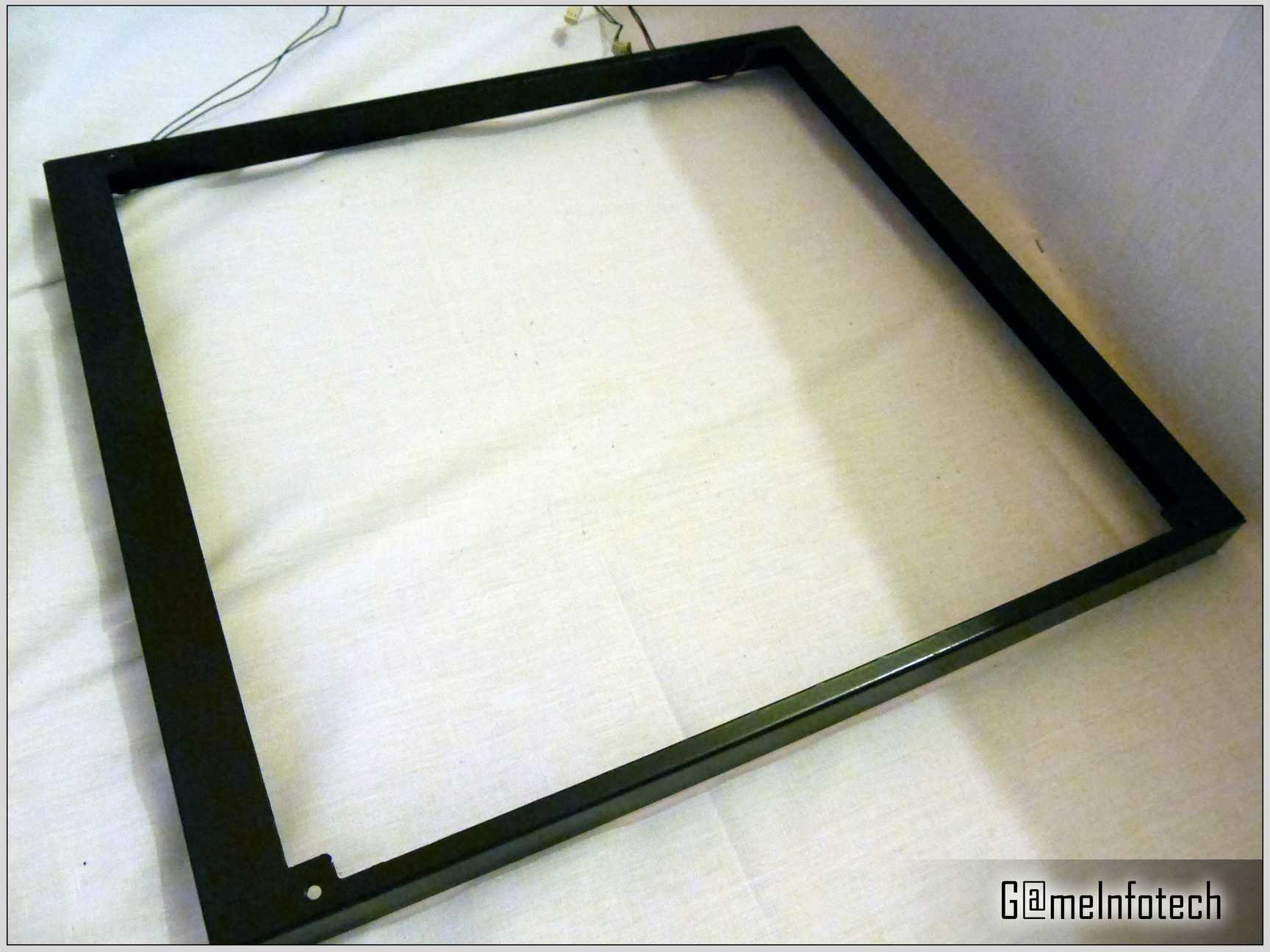 Gaminfotech plaque plexi