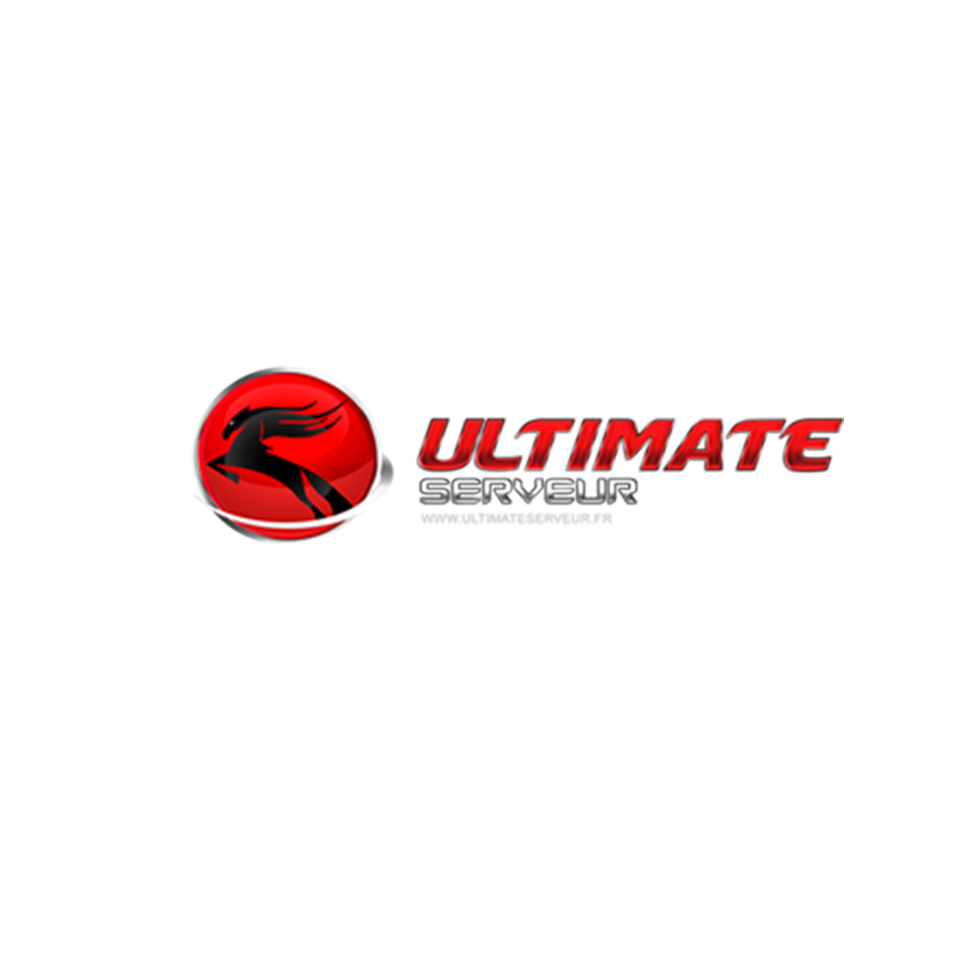 Logo UltimateServeur partenaire
