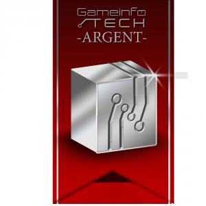 Gameinfotech médaille argent